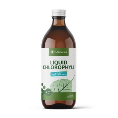 Chlorophyll Saft