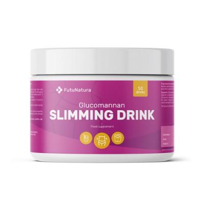 Glucomannan SLIMMING DRINK