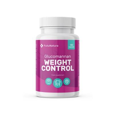 Glucomannan für Gewichtsverlust