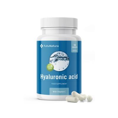 Hyaluronsäure 600 mg + Vitamin C