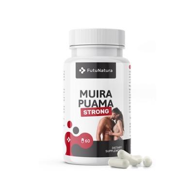 Muira puama - Potenzbaum