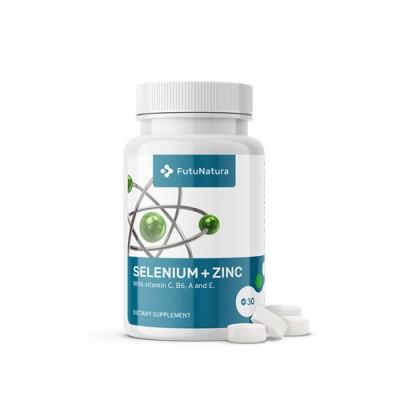 Selen + Zink + Vitamine