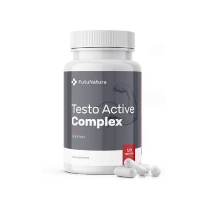 Testo Active Complex - Testosteron