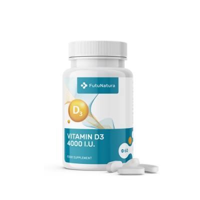Vitamin D Tabletten