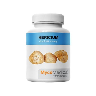 Hericium medizinischer Pilz