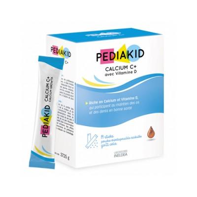 Calcium + Vitamin D3 für Kinder