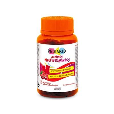 Multivitamine für Kinder, 60 Gummibären