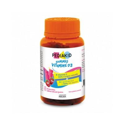 Vitamin D3 für Kinder, 60 Gummibären